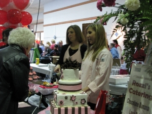 2008 Pastry Diva Booth