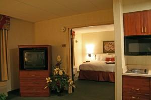 Hampton Inn King Suite