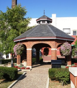 Gazebo in Dowtown Kokomo