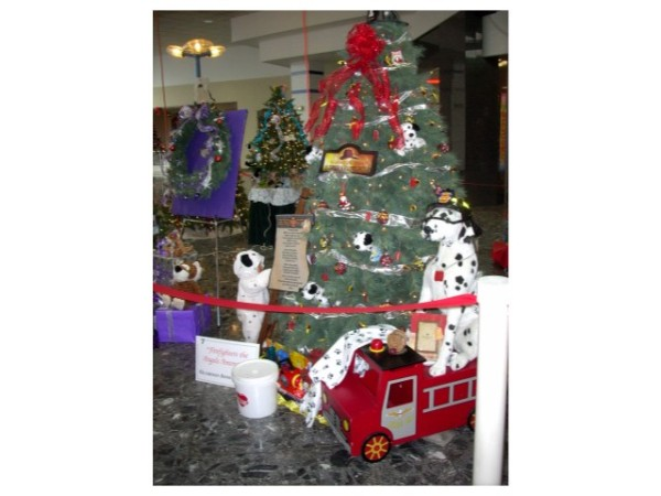 2009 We Care Trees Firefighters Tree