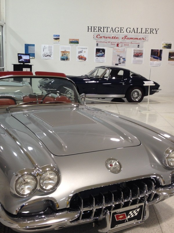 Corvette Summer Exhibit 3