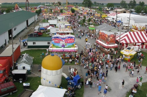 Concerts visit kokomo blog for Howard county craft fair