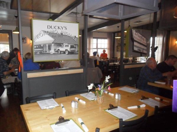 Ducky's interior 1