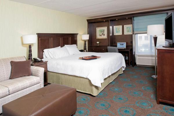 Hampton Inn & Suites Kokomo King Study Room