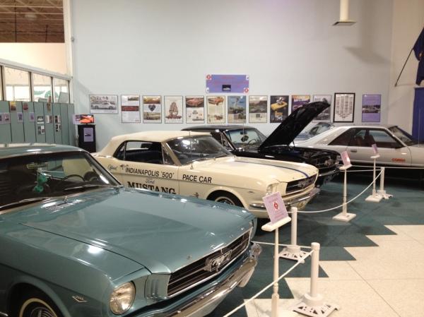Mustang exhibit 2