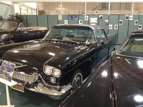 Cadillac exhibit 2