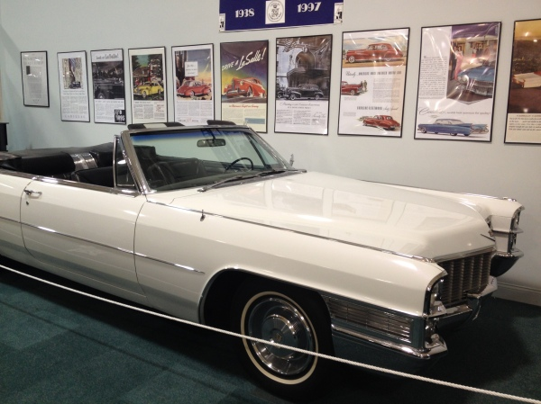 Cadillac exhibit 3