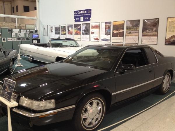 Cadillac exhibit 5