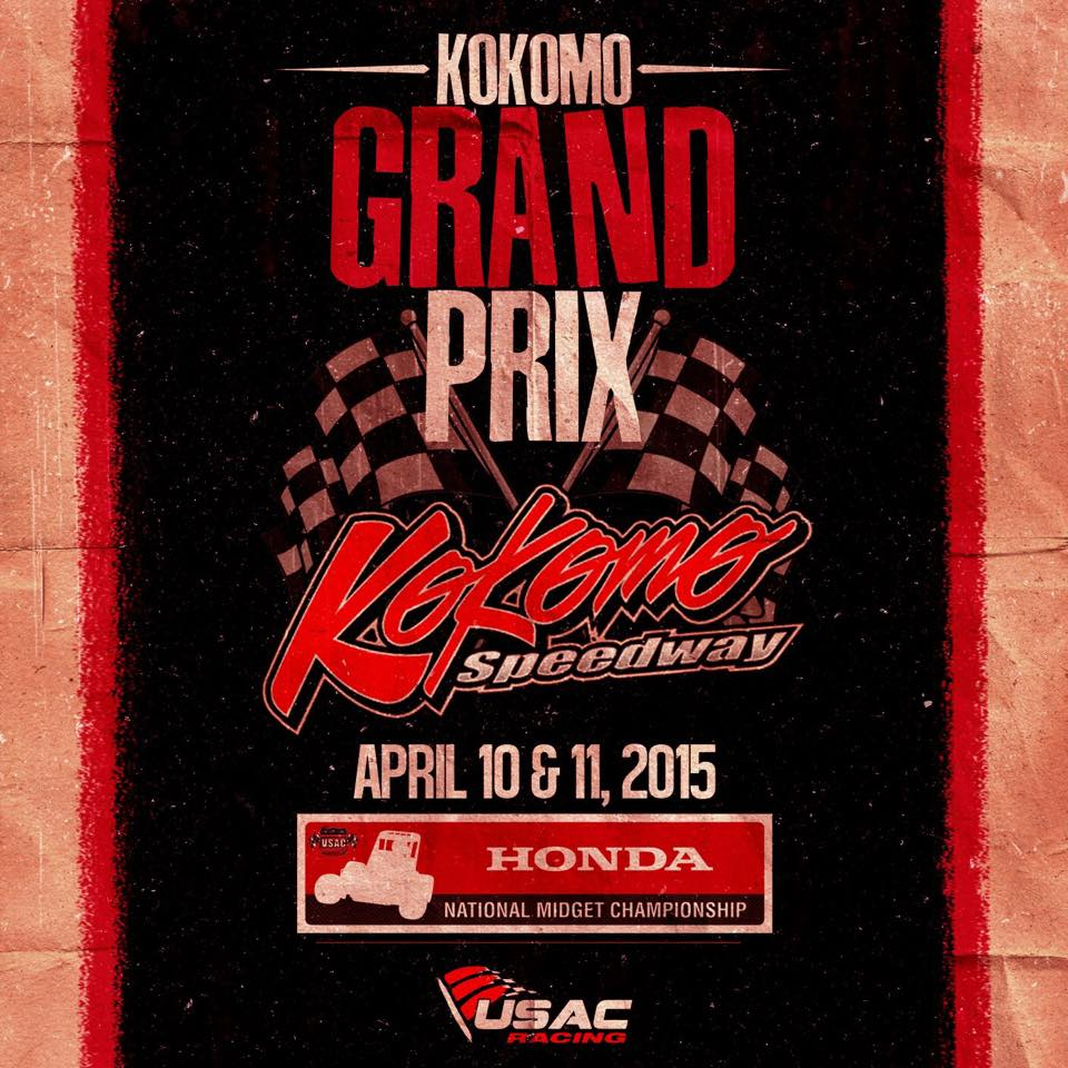Kokomo Grand Prix Kicks Off Kokomo Speedway's 2015 Racing ...