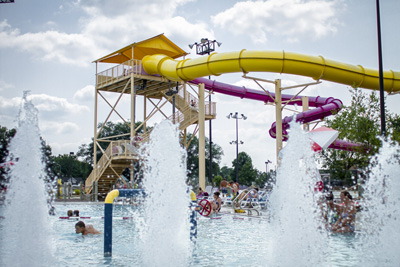Kokomo Beach Family Aquatic Center