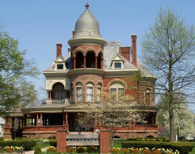 Seiberling Mansion - Howard County Historical Society