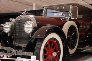 1923 Haynes automobile