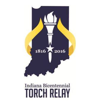 IN Torch Relay logo